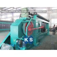 Wholesale Fully Automatic Hexagonal Mesh Machine For Making Gabion Net Stone Cages from china suppliers