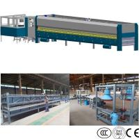 Wholesale Continuous Glass Pot Cover / Glass Plate Tempering Production Line from china suppliers