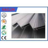 Wholesale Extrusion Aluminum Solar Panel Frame Profile with Silver Anodizing Treatment 40 mm * 35 mm from china suppliers