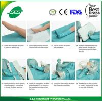 Wholesale Disposable medical surgical knee arthroscopy drape with EO sterile from china suppliers