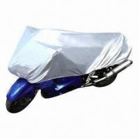 Quality Motorcycle Cover with UV Treatment Polypropylene for sale