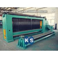 Wholesale Chemical Industrial Gabion Machine for Double Twisted Woven Wire Mesh from china suppliers