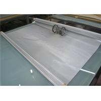 Buy cheap 304N Stainless Steel Wire Mesh With 80-400Mesh Used For Solar Battery from wholesalers
