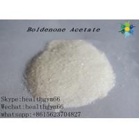Wholesale Pharmaceutical Raw Materials Boldenone Steroid CAS 846-46-0 Boldenone Acetate from china suppliers