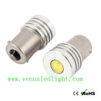 Wholesale 1156 BA15S 1W LED Car Brake/Turning Signal Red Light Bulbs from china suppliers
