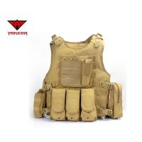 Wholesale Police & Military tactical Gear Outdool Vest Molle Airsoft Paintball Plate Carrier Combat Vest from china suppliers