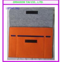 Wholesale Eco-friendly felt laptop sleeve,  laptop bag; from china suppliers