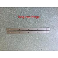 different heavy duty continuous hinge in long raw steel hinge