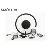 Wholesale Front Wheel Electric Mountain Bike Conversion Kit Lightest Most Powerful from china suppliers