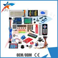 Wholesale New UNO R3 development board kit containing solderless breadboard, LCD1602, RFID module from china suppliers