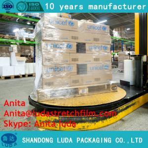 Wholesale Ruda direct pe stretch film pe stretch film stretch film hand Price from china suppliers