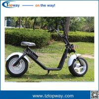 Wholesale citycoco/seev/woqu 1000w with battery can be removed 18*9.5inch big tyre from china suppliers