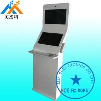 Wholesale Windows Os Shockproof Free Standing Digital Signage Kiosk 32 Inch Double Screen from china suppliers
