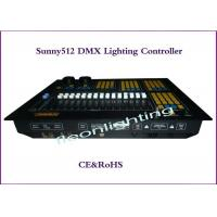 Quality Sunny Dmx512 Light Controller For DJ Sound & Lighting Control System for sale