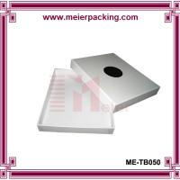 Buy cheap Online clothing paper mailing box/Custom high end apparel box ME-TB050 from wholesalers