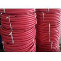 Quality ISO 9001 Factory Non Conductive Red 6 mm to 32 mm Rubber  EPDM Air Hose for sale