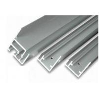 Buy cheap Aluminium Solar Panel Frame /  Screw Joint / Corner Key Joint / with Customized Size and Color from wholesalers