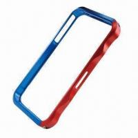 Wholesale Aluminum Bumper Frame Case for iPhone, Customized Colors Welcomed from china suppliers