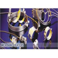 Wholesale Plastic Extruders Mica Heater Bands And Strips , 600V Ceramic Band Heaters from china suppliers