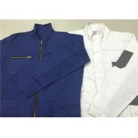 Quality Classic Plain Cotton Custom Working Clothes / safety work clothing Outdoor for sale