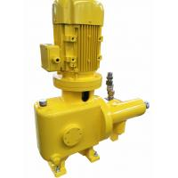 Wholesale High Pressure Hydraulic Chemical Dosing Pump For Environmental Protection from china suppliers