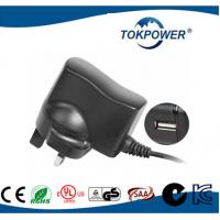Wholesale 5v 12v Wall Mount Power Adapter Power Supply Switching Slim 5W Wide Range from china suppliers