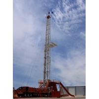 Wholesale Steel Oil And Gas Drilling Rigs , Oilfield Drilling Equipment API Standard from china suppliers