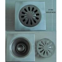 Wholesale deodorant  floor drains,plumbing fitting,sanitary ware,brassware,drains from china suppliers