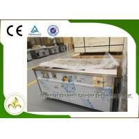 Wholesale Natural Gas Teppanyaki Grill Table Rectangle Fume Down Exhaust Stainless Steel from china suppliers