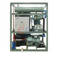 Wholesale R404A Refrigerant 5 Ton Tube Ice Machine With Stainless Steel Evaporator from china suppliers