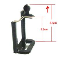 Extendable Monopod Mobile Phone Accessories Holder Stand Clip Tripod Bracket