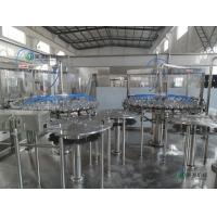 Wholesale 50HZ / 3 PHASE Carbonated Drink Filling Machine For 500ml Sparkling Water from china suppliers