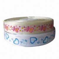 Wholesale Packing Satin Ribbons, Perfect for Home Decorations and Gifts, Various Designs Available from china suppliers