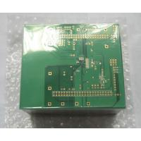 Wholesale GPS FR4 6 Layer Pad PCB Via Plating CTI 175V-249V Quick Turn Circuit Boards from china suppliers