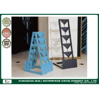 Wholesale Exhibition , shop waterfall tile display shelf  /  tile holder display with Logo Print from china suppliers