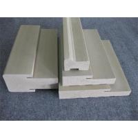 Wholesale Economic PVC Extrusion Profiles , WPC Profile Moulding For Door Sill from china suppliers