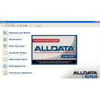 Wholesale Universal Car Diagnostic Software Alldata Version 10.50 from china suppliers
