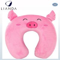 Wholesale Animal Style Airplane Travel Pillow / Memory Foam Neck Pillow Light Weight SGS TUV Standard from china suppliers