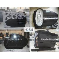 Wholesale European Style Granite Memorial Tombstone (DX-G) from china suppliers