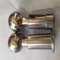 Wholesale Stainless Steel Bolted Type Spray Ball CIP Cleaning Ball from china suppliers