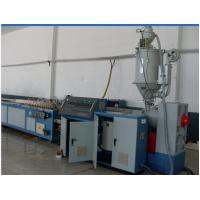 Wholesale PE PPR Single Screw Extruder for Pipe Sheet , Profile Extrusion Machine from china suppliers