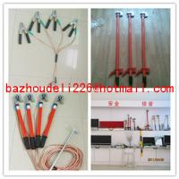 Wholesale Earth rods set with wire and earth pin,Earth rod&grounding rods from china suppliers