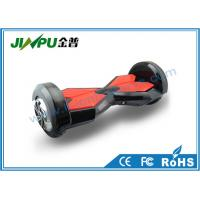 Buy cheap 8 Inch Two Wheeled Self Balancing Electric Vehicle With Remote Control from wholesalers