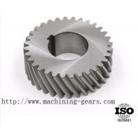Wholesale 20CrMnTi Polishing Helical Teeh Mechanical Gear Wheel Power Transmission from china suppliers