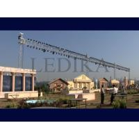 Wholesale LED Screen Small Medium Goal Post Truss Goalpost Lighting Stand from china suppliers