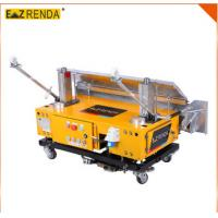 Buy cheap Construction Equipment Wall Concrete Rendering Machine High Efficiency 1M length from wholesalers