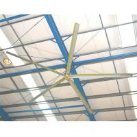 Quality Big volume low speed HVLS fan with German Nord Motor for factory / plant / warehouse / church for sale