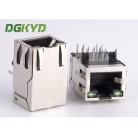 Wholesale Ethernet Port Integrated RJ45 Network Connectors 8 pin 25.4mm tab up for smart home from china suppliers