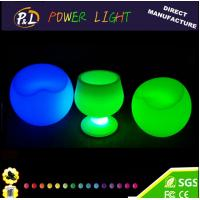 Wholesale Rechargeable Colorful Illuminated LED Apple Sofa from china suppliers