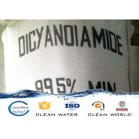 Wholesale Dicyandiamide Dcd Purity ≥ 99.5% DCDA  White Crystal powder  Dry Loss %≤ 0.30 with BV ISO CAS NO 461-58-5 from china suppliers